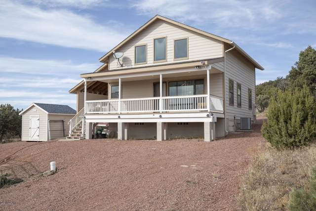 10490 W Fossil Creek Road, Strawberry, AZ 85544 (MLS #6007869) :: The Kenny Klaus Team