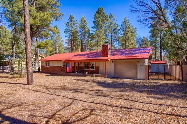2563 Lockwood Drive, Lakeside, AZ 85929 (MLS #6007897) :: Riddle Realty Group - Keller Williams Arizona Realty