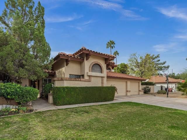 10345 E Sahuaro Drive, Scottsdale, AZ 85260 (MLS #6007917) :: The W Group