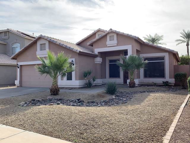 13831 W Vernon Avenue, Goodyear, AZ 85395 (MLS #6007948) :: Nate Martinez Team