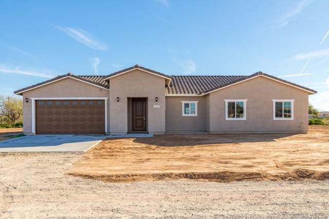 13312 S 207TH Lane, Buckeye, AZ 85326 (MLS #6007982) :: The Luna Team