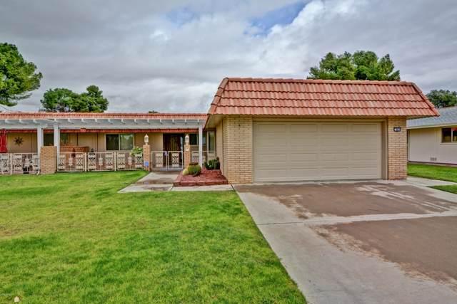 9610 W Oak Ridge Drive, Sun City, AZ 85351 (MLS #6007987) :: The Bill and Cindy Flowers Team