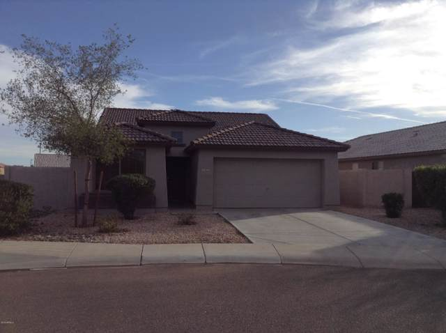 25759 W Valley View Drive, Buckeye, AZ 85326 (MLS #6008011) :: The Luna Team