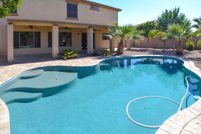 43336 W Magnolia Road, Maricopa, AZ 85138 (MLS #6008053) :: The Kenny Klaus Team