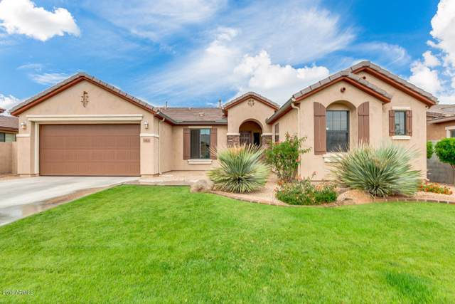 15806 W Berkeley Road, Goodyear, AZ 85395 (MLS #6008090) :: The Luna Team