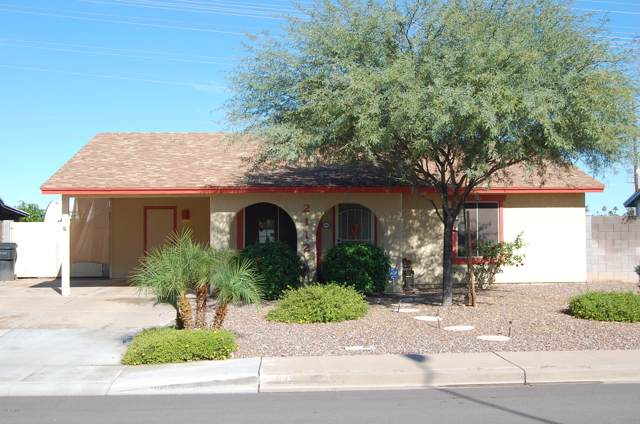 2112 W Western Drive, Chandler, AZ 85224 (MLS #6008091) :: The Kenny Klaus Team