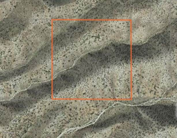 40 Acres Back Road, Wikieup, AZ 85360 (MLS #6008114) :: Revelation Real Estate
