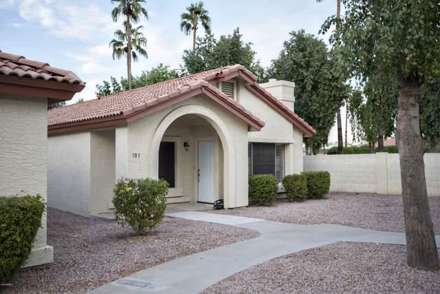 1120 N Val Vista Drive #101, Gilbert, AZ 85234 (MLS #6008152) :: The Kenny Klaus Team