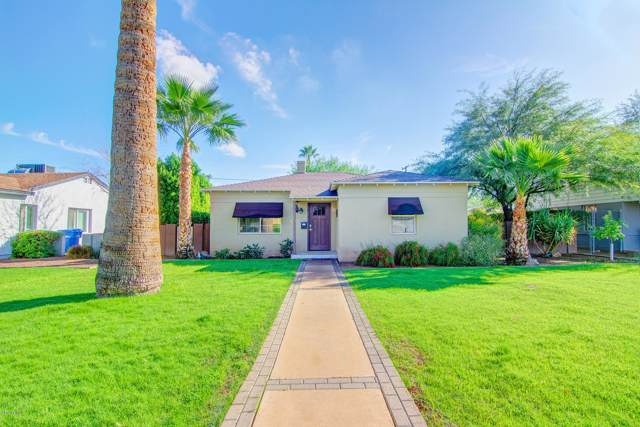 2711 N 10TH Street, Phoenix, AZ 85006 (MLS #6008161) :: The Kenny Klaus Team