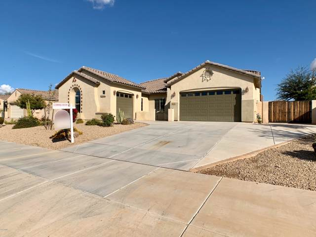 21407 S 193RD Place, Queen Creek, AZ 85142 (MLS #6008198) :: Santizo Realty Group