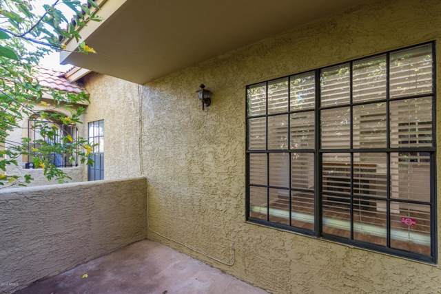 1126 W Elliot Road #2032, Chandler, AZ 85224 (MLS #6008218) :: Lifestyle Partners Team
