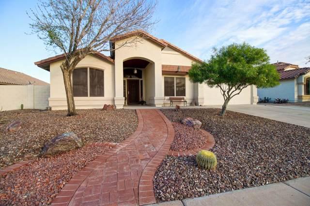22759 N 103RD Lane, Peoria, AZ 85383 (MLS #6008240) :: The Kenny Klaus Team