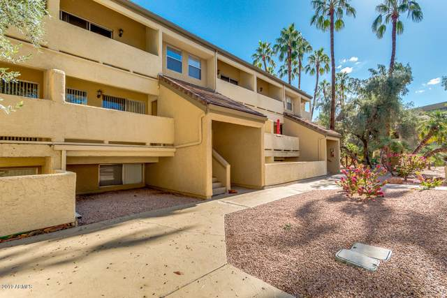 1331 W Baseline Road #205, Mesa, AZ 85202 (MLS #6008264) :: The Everest Team at eXp Realty