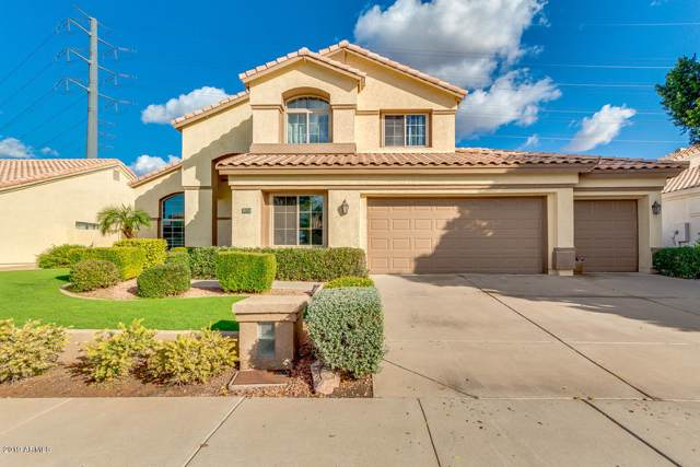 1255 N Crystal Shores Drive, Gilbert, AZ 85234 (MLS #6008287) :: Yost Realty Group at RE/MAX Casa Grande