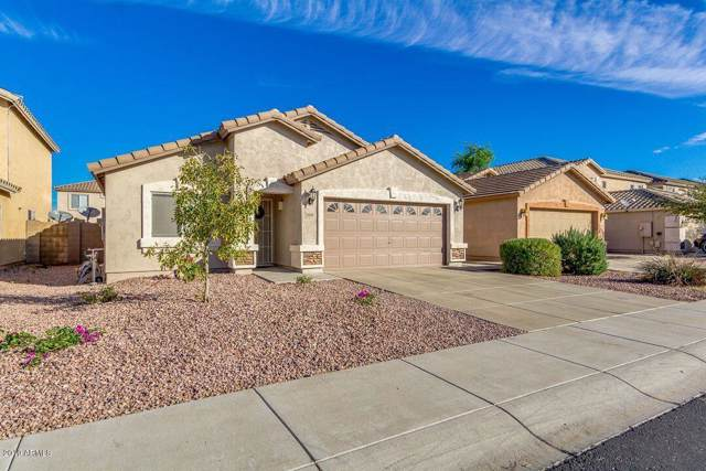11618 W Longley Lane, Youngtown, AZ 85363 (MLS #6008301) :: The Kenny Klaus Team