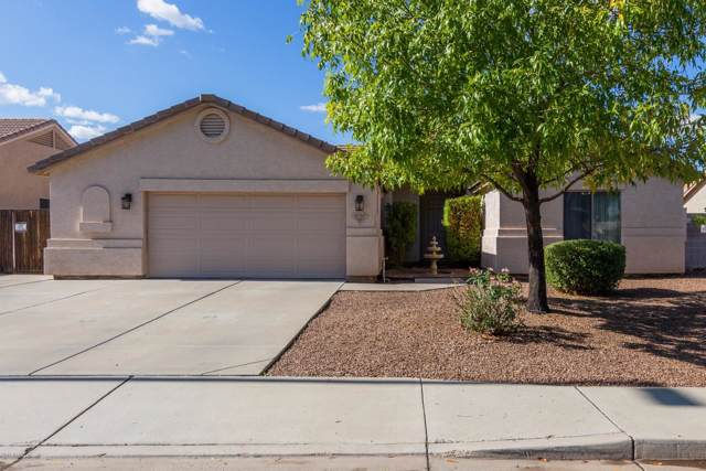 1030 N Martingale Road, Gilbert, AZ 85234 (MLS #6008342) :: The Daniel Montez Real Estate Group