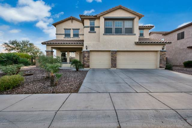 6271 W Admiral Way, Florence, AZ 85132 (MLS #6008345) :: The Kenny Klaus Team