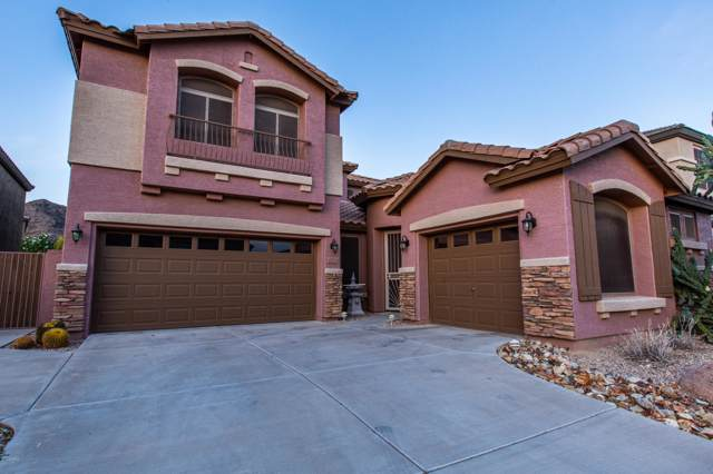 2824 W Cottonwood Lane, Phoenix, AZ 85045 (MLS #6008386) :: Yost Realty Group at RE/MAX Casa Grande