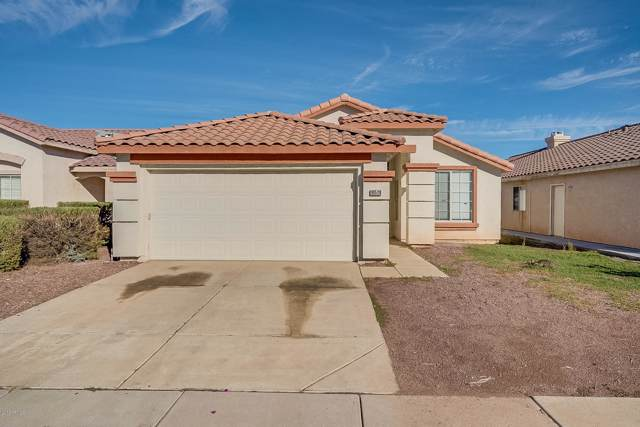 10520 W Pasadena Avenue, Glendale, AZ 85307 (MLS #6008388) :: Lifestyle Partners Team