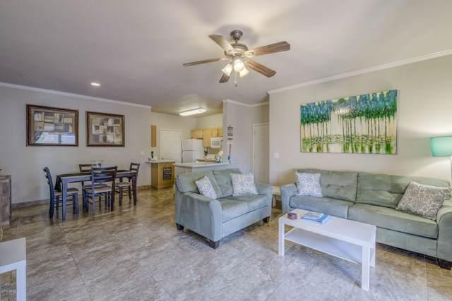 5401 E Van Buren Street #1001, Phoenix, AZ 85008 (MLS #6008399) :: Howe Realty