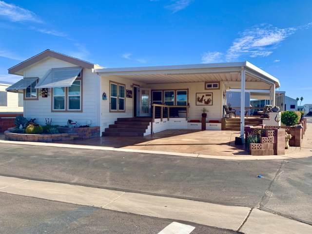 7750 E Broadway Road #125, Mesa, AZ 85208 (MLS #6008412) :: The Kenny Klaus Team