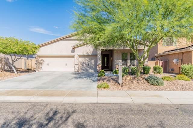 12562 W Chucks Avenue, Peoria, AZ 85383 (MLS #6008426) :: Brett Tanner Home Selling Team