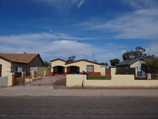 3616 W Polk Street, Phoenix, AZ 85009 (MLS #6008458) :: Cindy & Co at My Home Group