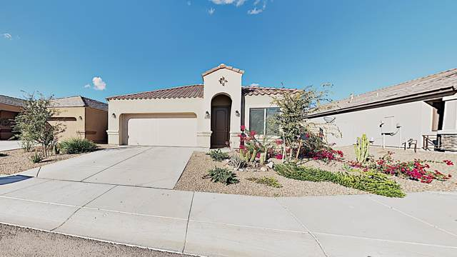 41356 W Jenna Lane, Maricopa, AZ 85138 (MLS #6008477) :: Kepple Real Estate Group