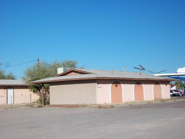 624 W Pima Street, Gila Bend, AZ 85337 (MLS #6008494) :: Conway Real Estate