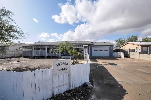 16416 S Lamb Road, Arizona City, AZ 85123 (MLS #6008516) :: The W Group