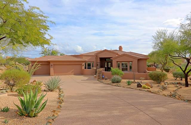 9797 E Granite Peak Trail, Scottsdale, AZ 85262 (MLS #6008560) :: The Kenny Klaus Team