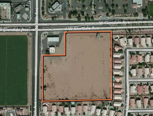 0 W Glendale Avenue, Glendale, AZ 85303 (MLS #6008597) :: neXGen Real Estate