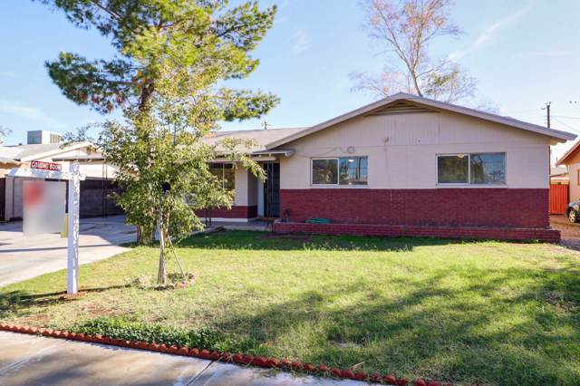 503 N Hunt Drive, Mesa, AZ 85203 (MLS #6008605) :: The Kenny Klaus Team