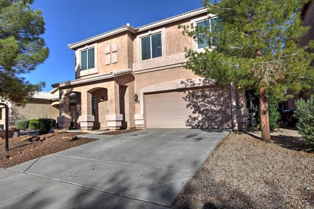 1260 E Saddle Way, San Tan Valley, AZ 85143 (MLS #6008783) :: The Kenny Klaus Team