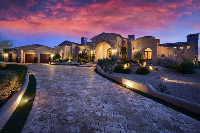 10087 E Troon North Drive, Scottsdale, AZ 85262 (MLS #6008795) :: Balboa Realty