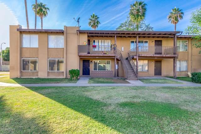 2411 W Hazelwood Street #77, Phoenix, AZ 85015 (MLS #6008806) :: The Kenny Klaus Team