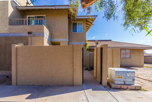 4102 N 69TH Drive #1225, Phoenix, AZ 85033 (MLS #6008807) :: Occasio Realty