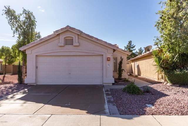 4737 W Monterey Street, Chandler, AZ 85226 (MLS #6008847) :: Homehelper Consultants