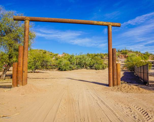 30080 Us Highway 60/89 Lot 1, Wickenburg, AZ 85390 (MLS #6008861) :: Conway Real Estate