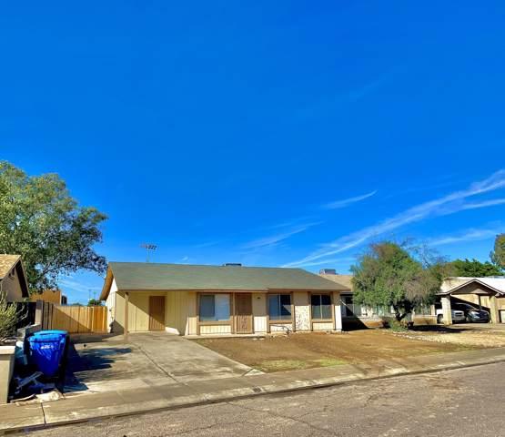 3134 N 72ND Drive, Phoenix, AZ 85033 (MLS #6008870) :: The Kenny Klaus Team