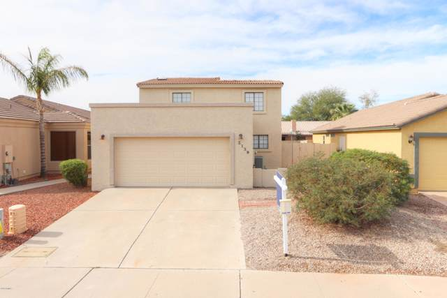 2139 N Sweetwater Drive, Casa Grande, AZ 85122 (MLS #6008885) :: The Kenny Klaus Team