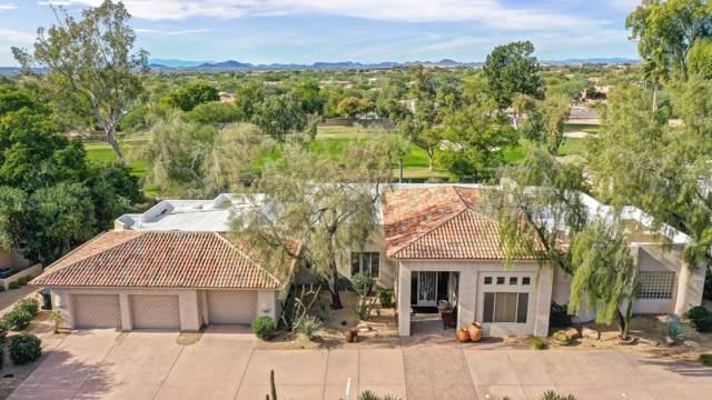22218 N La Senda Drive, Scottsdale, AZ 85255 (MLS #6008914) :: The W Group