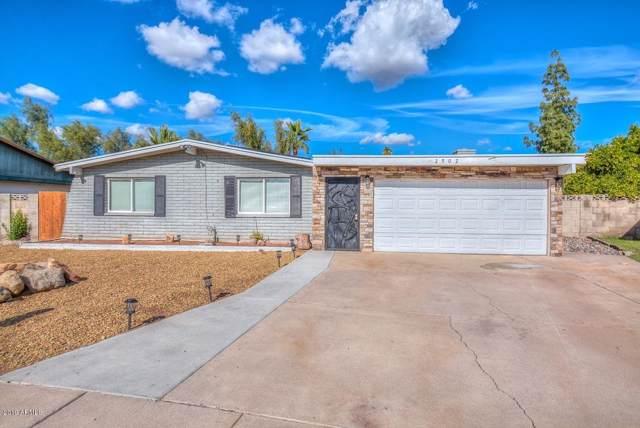 2902 W Shaw Butte Drive, Phoenix, AZ 85029 (MLS #6008924) :: The Kenny Klaus Team