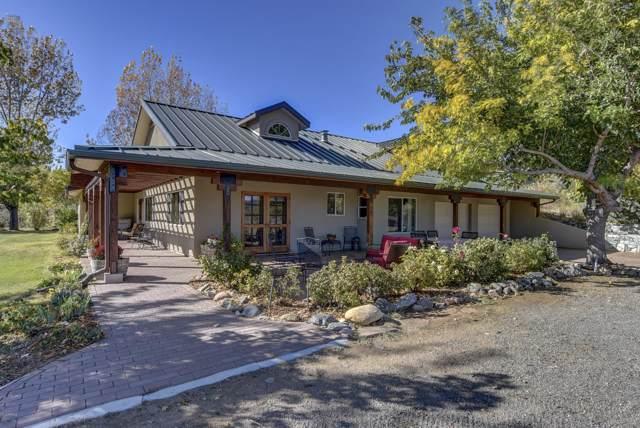 12200 W Range View Road, Skull Valley, AZ 86338 (MLS #6009043) :: The Daniel Montez Real Estate Group