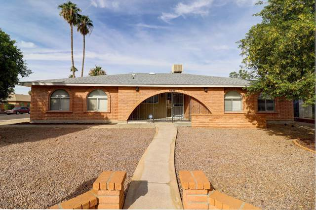4538 W Aster Drive, Glendale, AZ 85304 (MLS #6009045) :: The Kenny Klaus Team