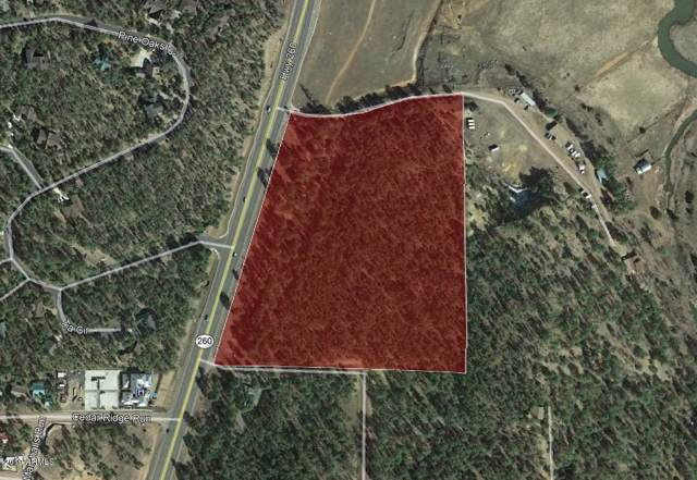 2351 S White Mountain Road, Show Low, AZ 85902 (MLS #6009047) :: Riddle Realty Group - Keller Williams Arizona Realty