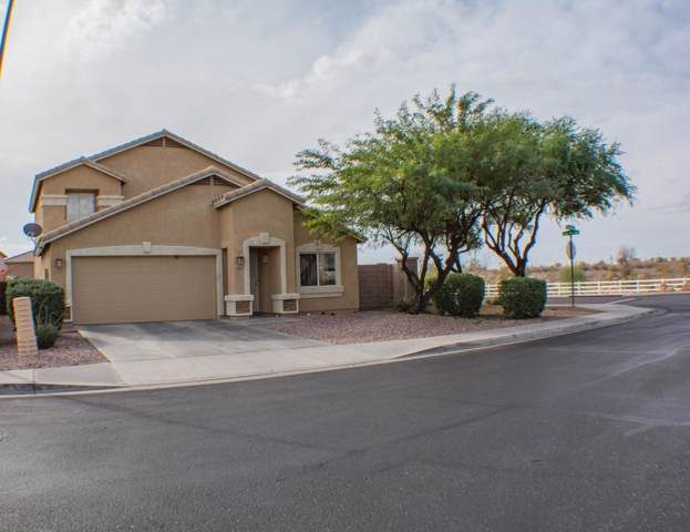 11669 W Hackbarth Drive, Youngtown, AZ 85363 (MLS #6009053) :: The Kenny Klaus Team