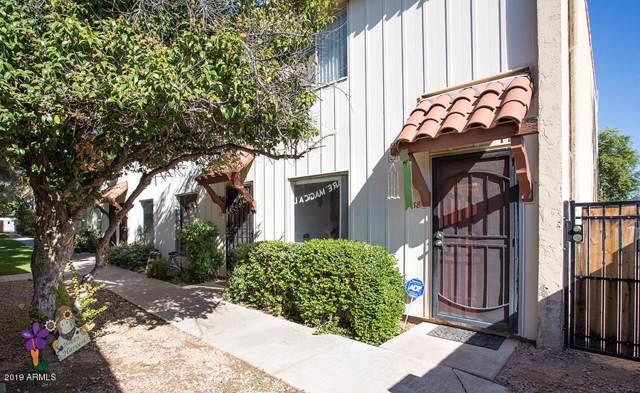 8241 N Central Avenue #38, Phoenix, AZ 85020 (MLS #6009072) :: The Kenny Klaus Team