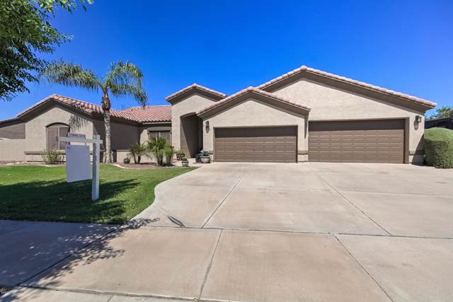 19764 E Augustus Avenue, Queen Creek, AZ 85142 (MLS #6009077) :: My Home Group
