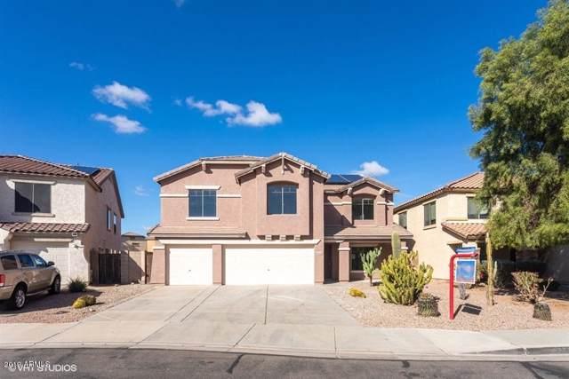 19020 N Kristal Lane, Maricopa, AZ 85138 (MLS #6009094) :: Riddle Realty Group - Keller Williams Arizona Realty